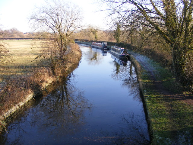 Canal Bridge View