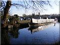 SJ9308 : Hatherton Canal Marina by Gordon Griffiths
