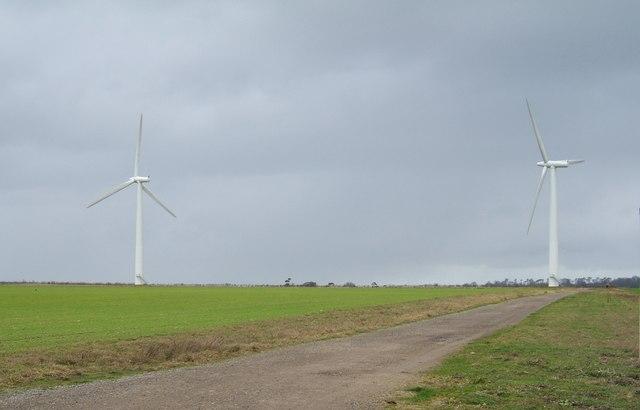 Turbines 1 and 2