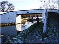 SJ9308 : Junction Bridge by Gordon Griffiths