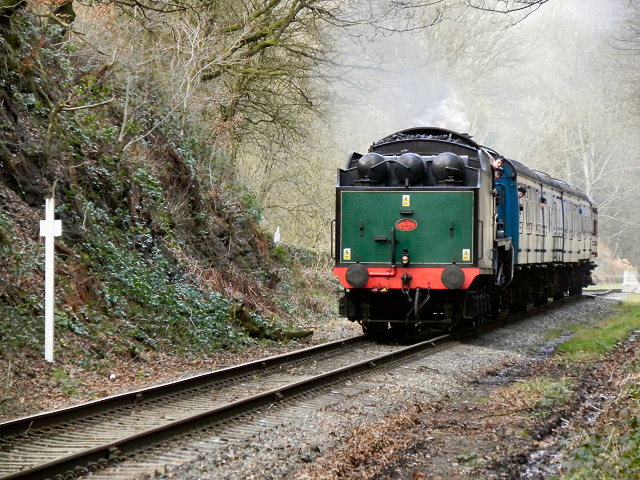 East Lancashire Railway, Summerseat Cutting