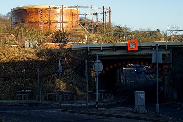 Railway Bridge, Redhill, Surrey