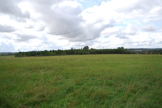 View to Claydon Hill