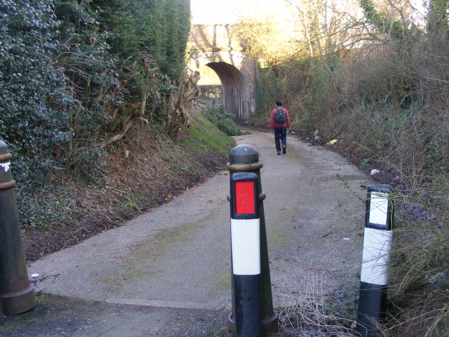 Railway Alley