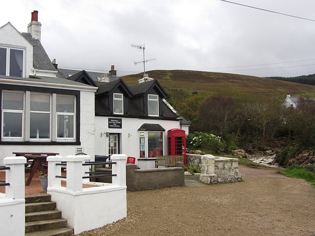 Pirnmill Post Office