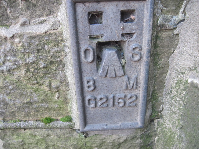 Ordnance Survey Flush Bracket G2152