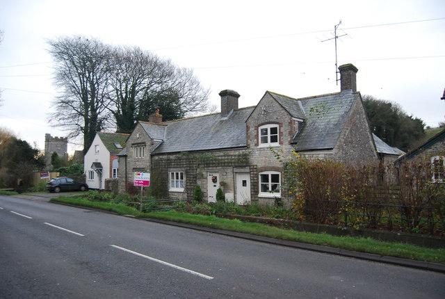 Cottages, Winterbourne Abbas