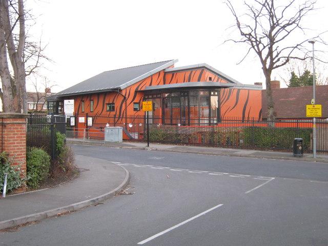 Featherstone Children's Centre and Nursery