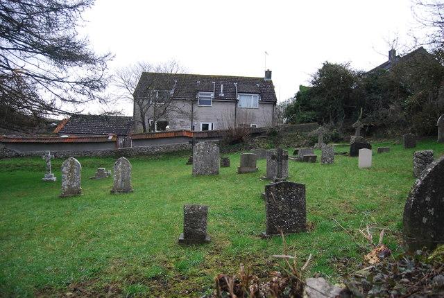 Churchyard, St Mary's Church