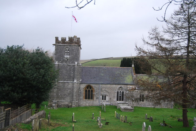Church of St Mary, Winterbourne Abbas