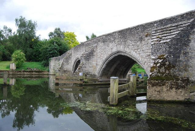 East Farleigh Bridge