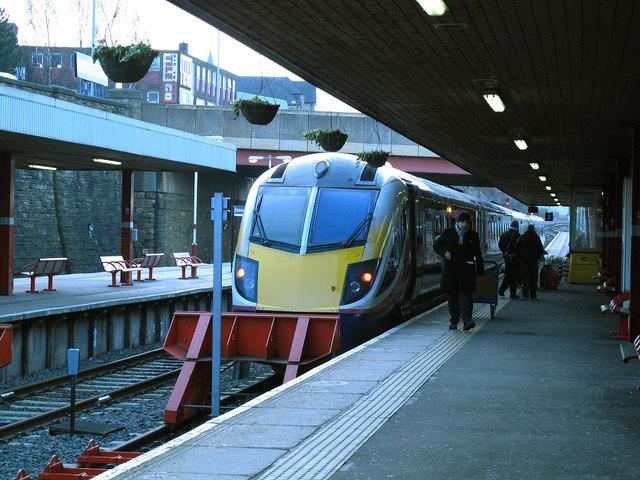 Grand Central at Bradford Interchange