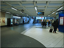 SE1632 : Inside Bradford Interchange by Stephen Craven