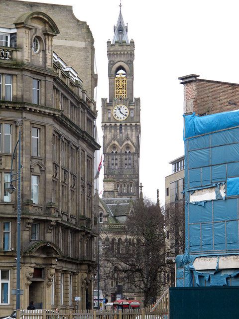 A glimpse of City Hall