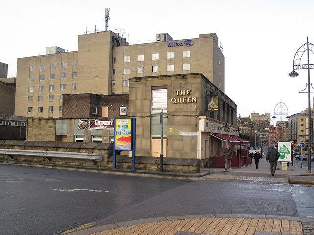 The Queen, Bradford