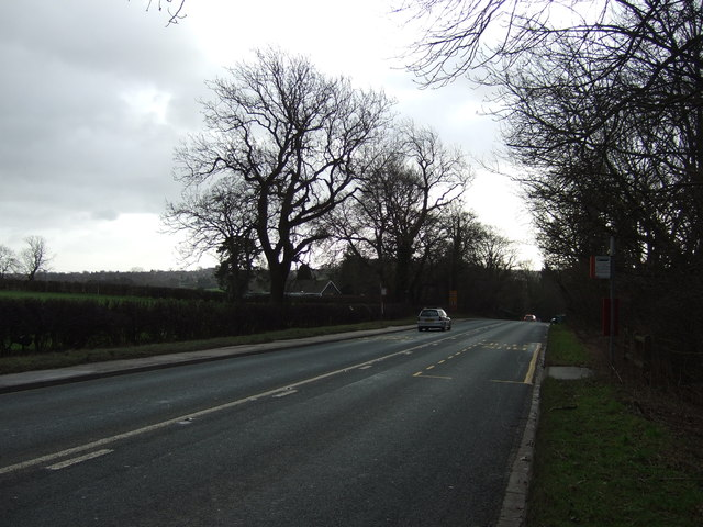 A61 towards Harrogate