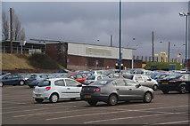 SD7807 : The car park at Radcliffe Metrolink station by Bill Boaden