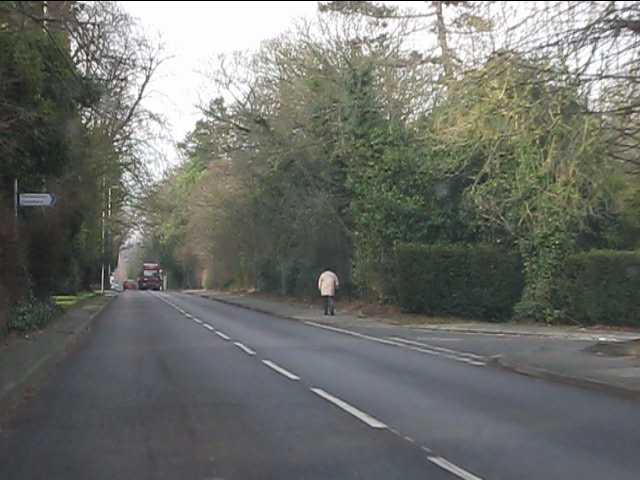 Wergs Road (A41) at Danescourt Road