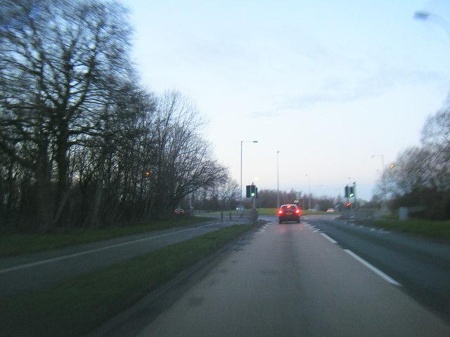 Whittle Avenue