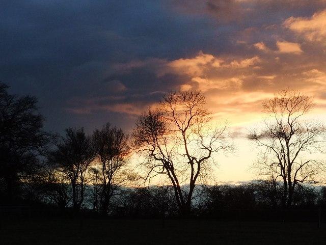 Sunset at Woodcock Corner (2)