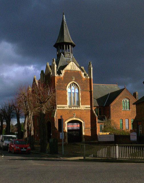 Lea Valley Church, Waltham Abbey