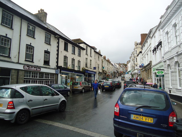 High Street, Bideford