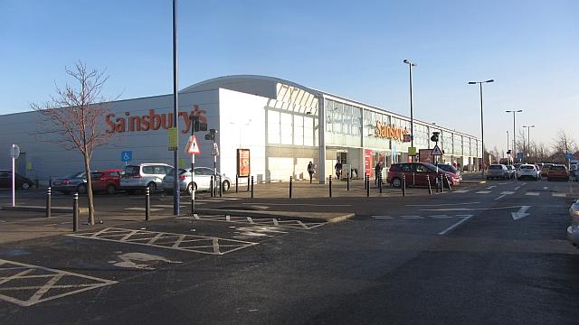 Supermarket, Straiton