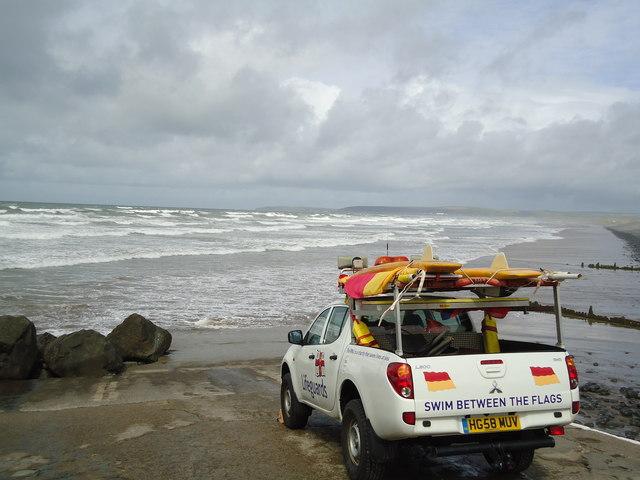 Coastguard, Westward Ho!
