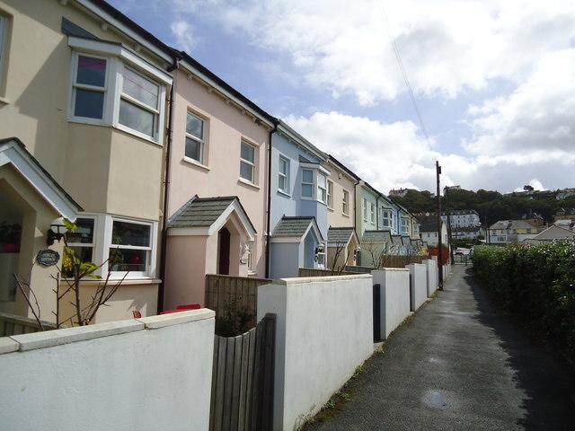 New housing, Westward Ho!