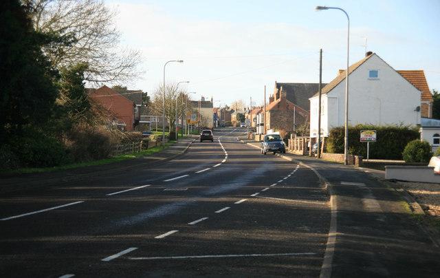 Blyton Village