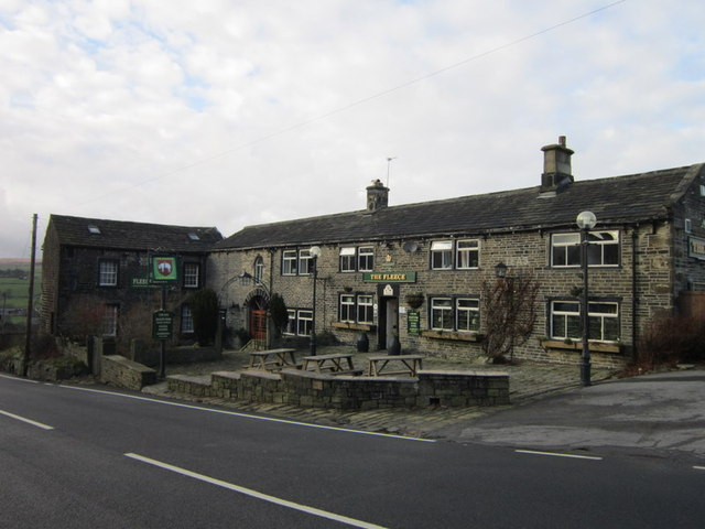The Fleece, Ripponden