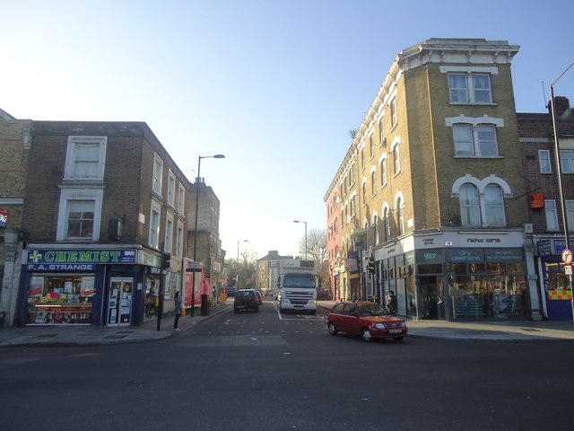 Downs Road, Lower Clapton
