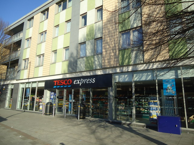 Tesco Express, Lower Clapton