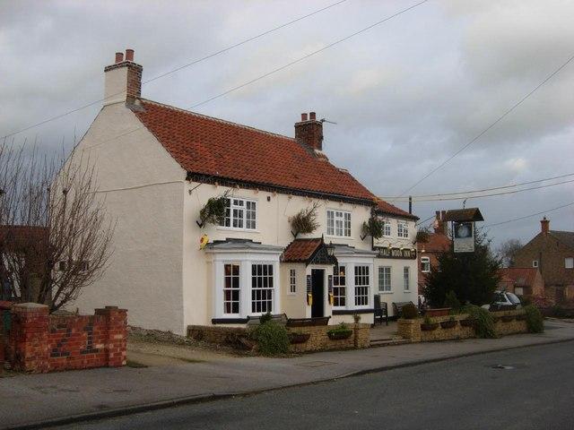 The Half Moon Inn, Willingham by Stow