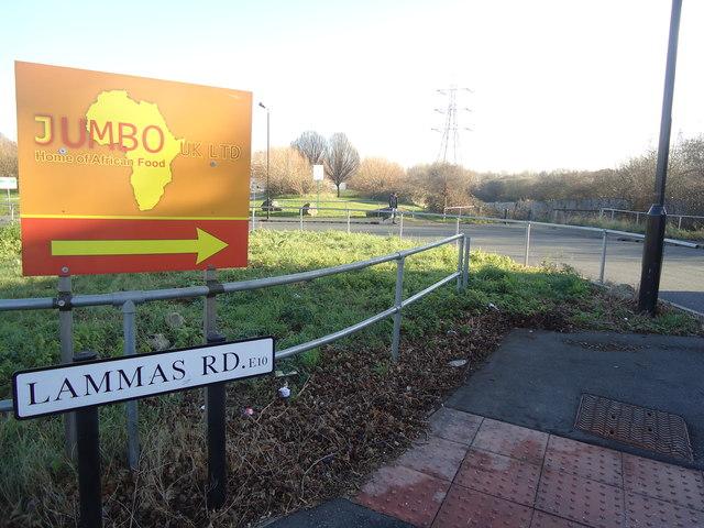 Lammas Road, London E10