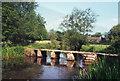 SP2005 : Keble's Bridge, Eastleach by Des Blenkinsopp