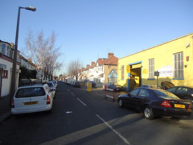 Sanderstead Road, London E10