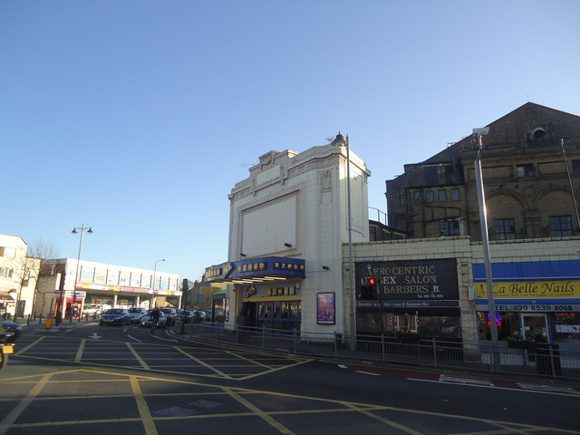 Gala Bingo, Lea Bridge Road, London E10
