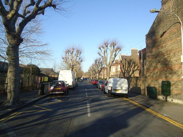 Edward Road, Walthamstow