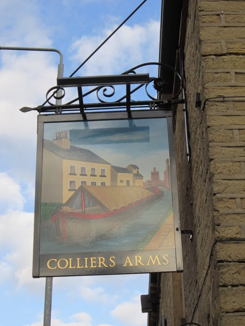 The Colliers Arm