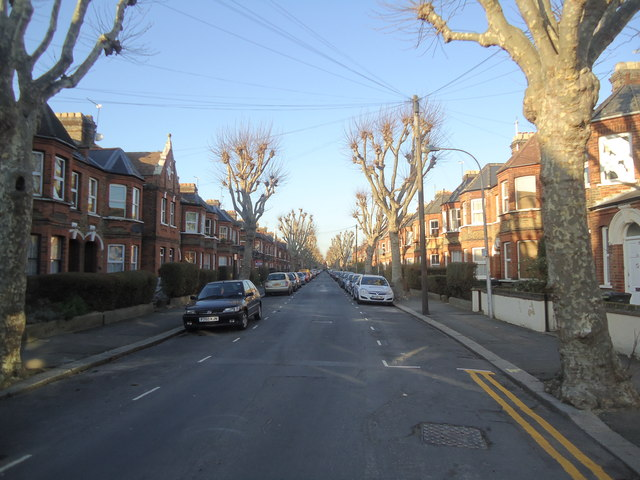 Edward Road, Walthamstow