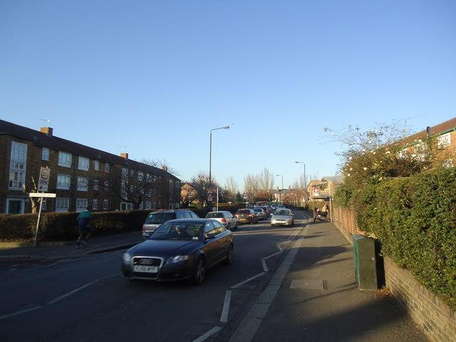 Blackhorse Road, Walthamstow