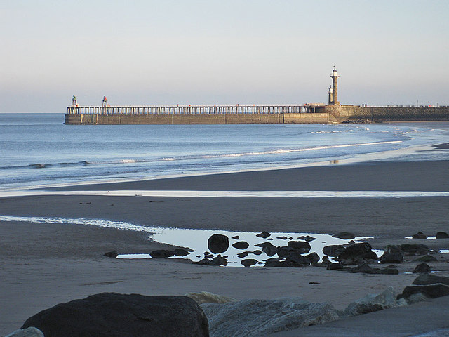 Harbour entrance, Whitby