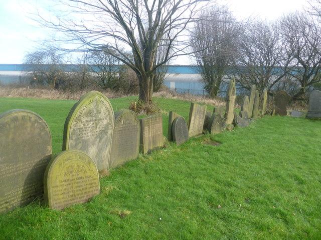 Wharton Lane - Graveyard