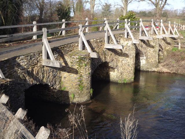 West Bridge, Tilford
