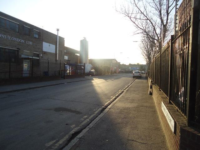 Constable Crescent, Tottenham