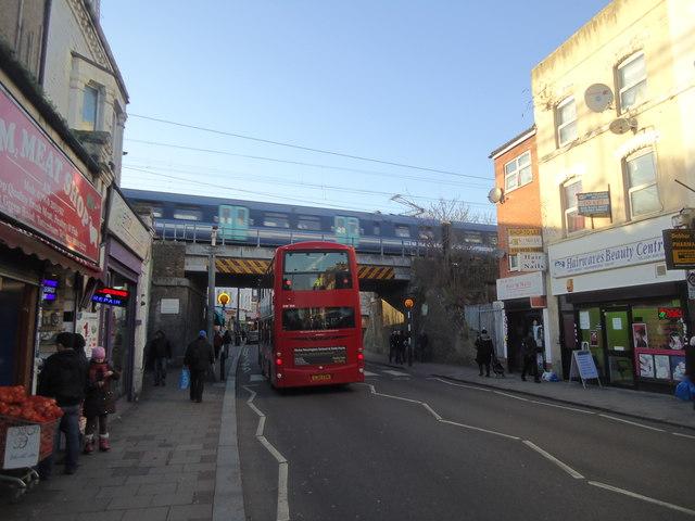 West Green Road, London N15