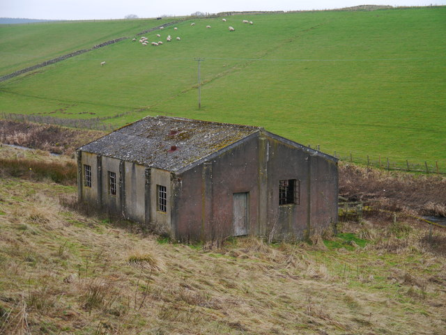 Disused Pumping Station