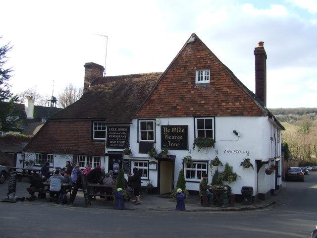 Ye Olde George Inn, Shoreham