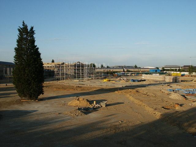 View of Rustat Ave taken 21/6/2003